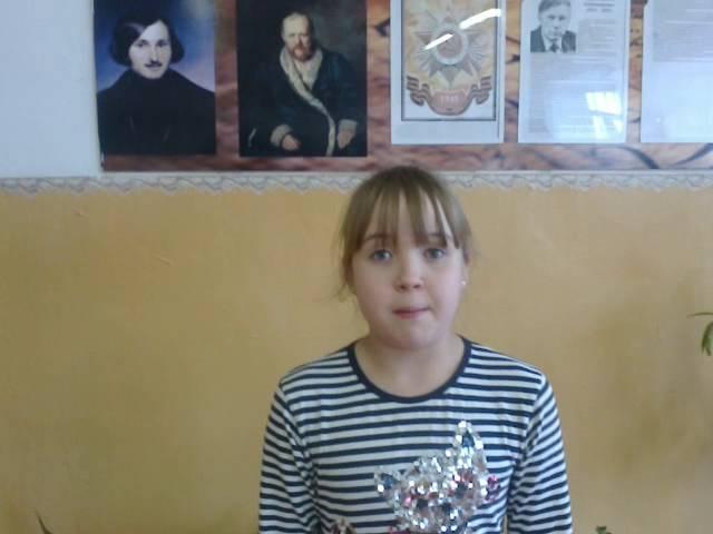 Изображение предпросмотра прочтения – ДарьяКлиманова читает произведение «Детство» И.А.Бунина