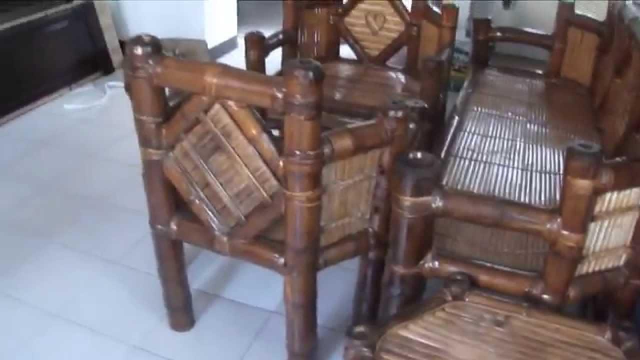 Bon Cris Bamboo Delivering Furniture To Filipino Apartment 1 Of 3