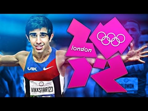 LONDON 2012 Olympics #18 with Vikkstar