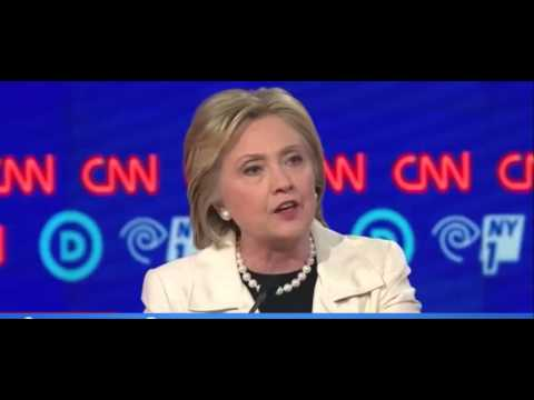 """Hillary """"Apologizes"""" About 1994 Crime Bill"""