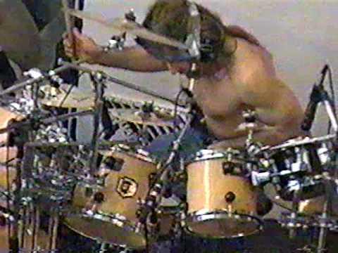 DeuteriuM- Death Valley- Drum Rec studio