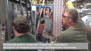 Крышный кондиционер - руфтоп Trane IntelliPak I(, 2014-09-16T11:29:09.000Z)