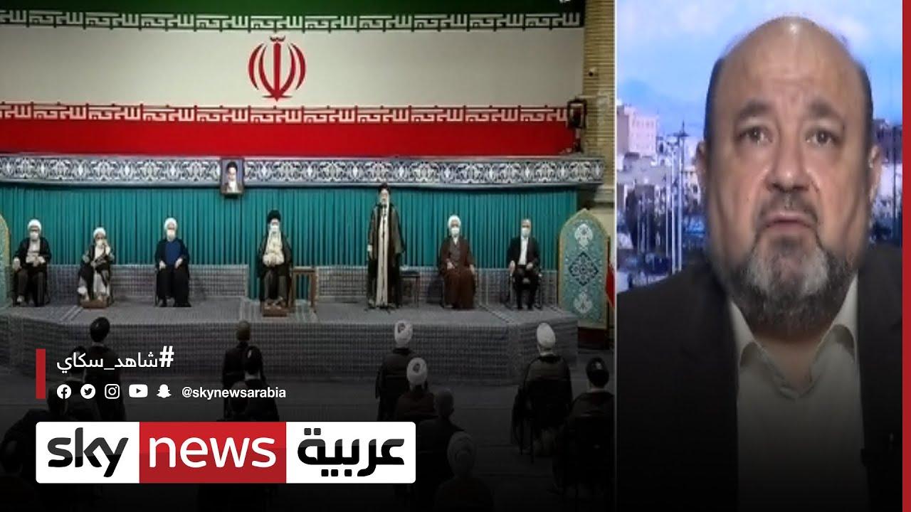 عماد آبشناس: إبراهيم رئيسي سيحاول التركيز على حل المشكلات الاقتصادية الإيرانية  - نشر قبل 22 ساعة