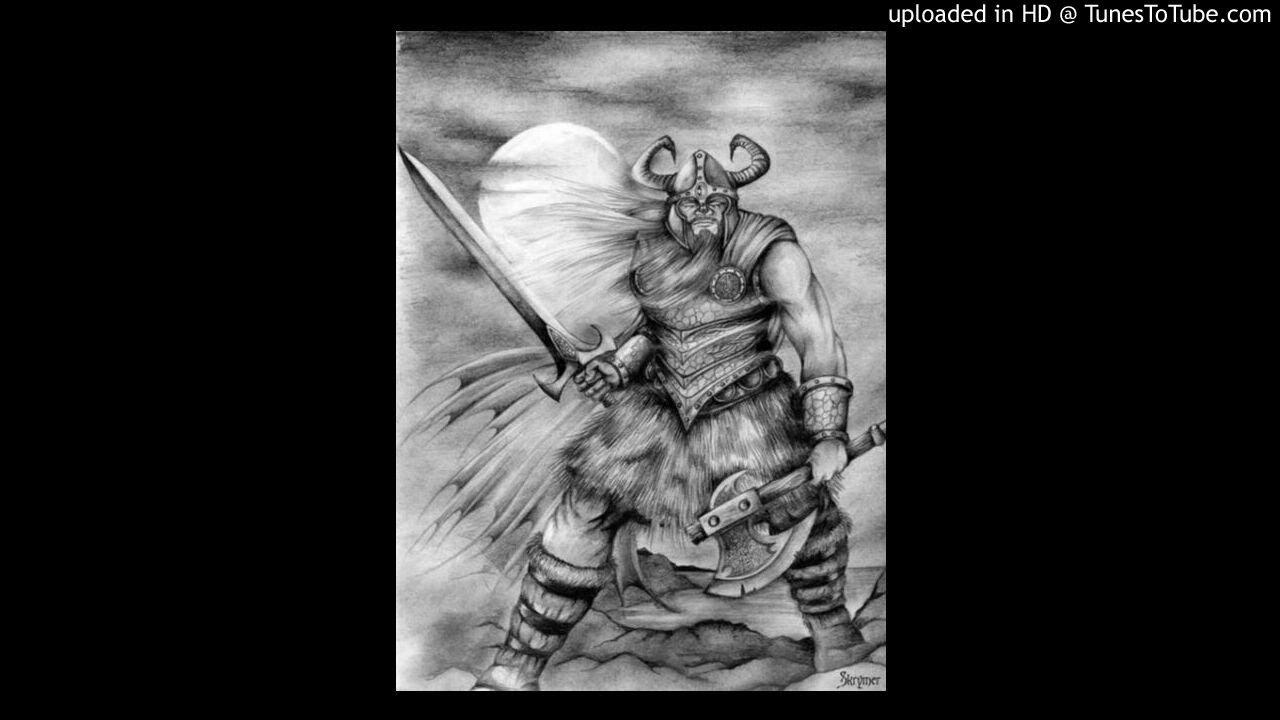 Vindarna viskar mitt namn by viking cowboy