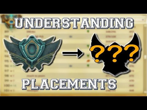 How the PLACEMENT MATCHES work & How to CALCULATE YOUR ELO! | League of Legends Tips