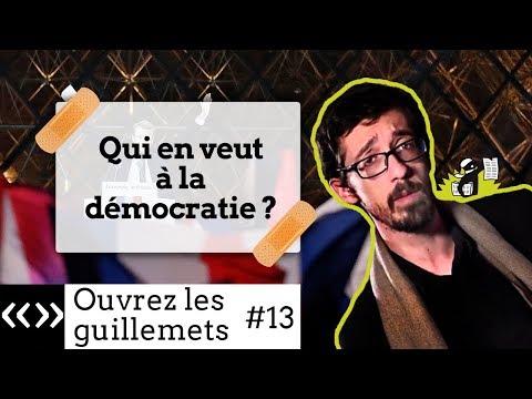 Qui en veut à la démocratie ?, par Usul