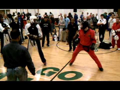 Nick Hund 2011 Naperville Challenge Fight 2