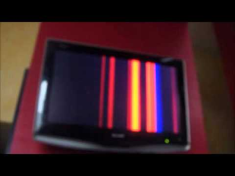 LCD TV Fault Repair Diagnostics - Vertical Lines | FunnyCat TV