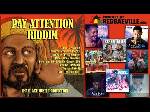 Pay Attention Riddim [Small Axe Music Production | Official Audio 2018]