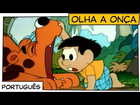 Chico Bento em: Óia a onça!  (1990) | Turma da Mônica
