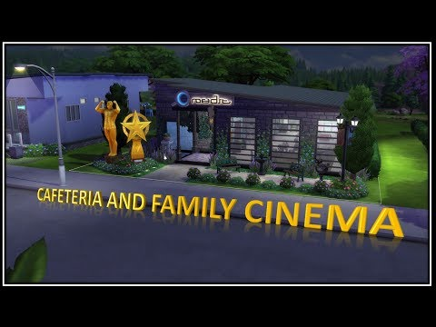 CAFETERIA AND FAMILY CINEMA.  -A