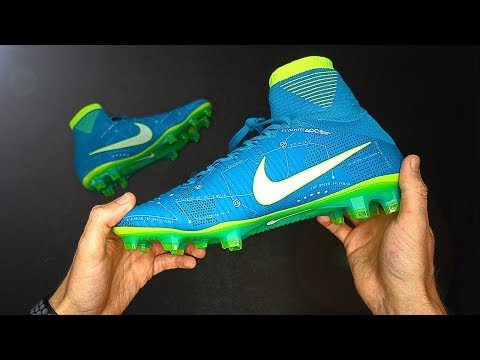 4fb04e9e2 Football Boots of the MOST EXPENSIVE player: Nike Mercurial Superfly 5  Neymar Edition - YouTube