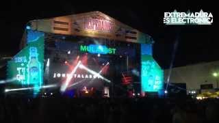 JOHN TALABOT @ MULA FESTIVAL 2015