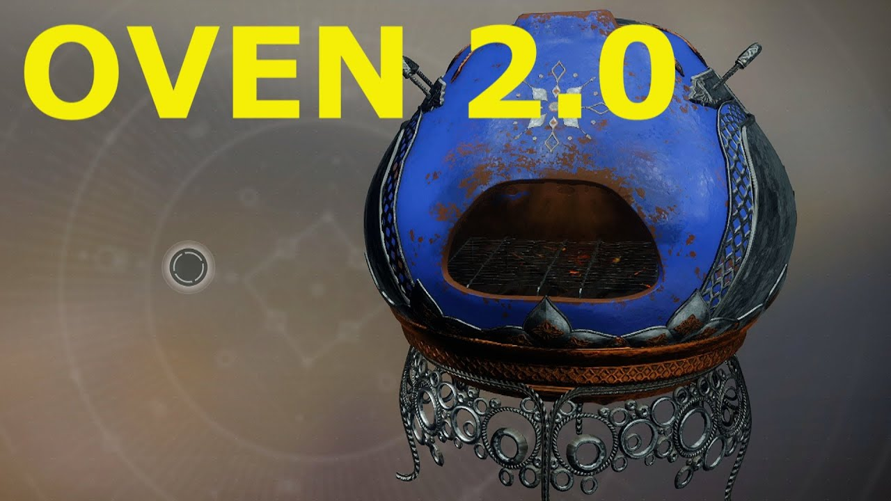 Destiny 2 Eva S Holiday Oven 2 0 Dawning Cookie Recipes Youtube