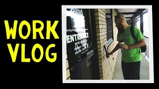 Work Vlog - The Blind Life