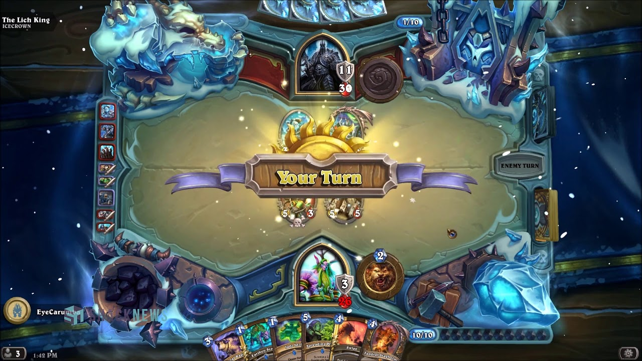 Hearthstone: Knights of the Frozen Throne - How to beat the