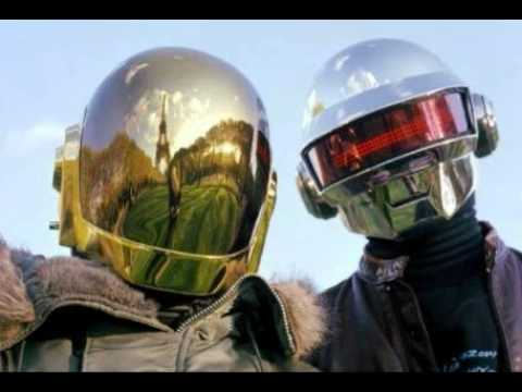 Daft PunkTechnologic *REVERSED*