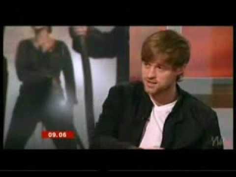 BBC Breakfast   Jonas Armstrong Robin Hood 2007