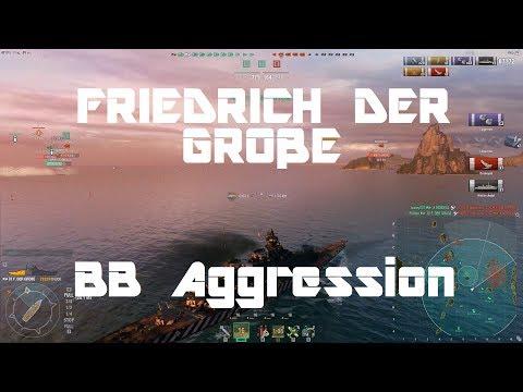 Friedrich der Große - Aggressive BBs Win Games