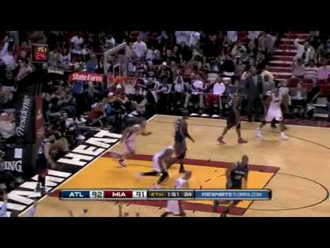 Dunk of the Night: Michael Beasley