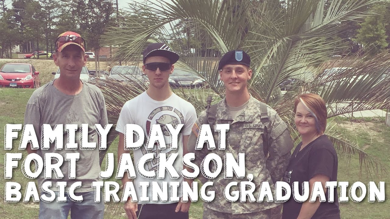 what to wear to fort jackson graduation