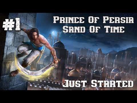 Prince Of Persia[Sand Of Time] Gameplay Walkthrough Part#1 | Shisui Gaming | No Commentary.. |