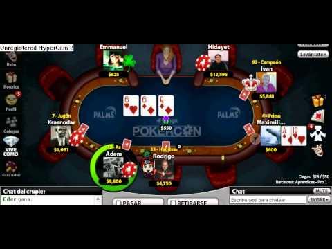 Bodo sbrzesny poker