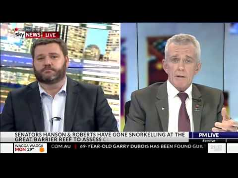 Malcolm Roberts on Paul Murray Live