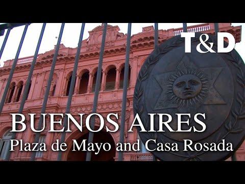Buenos Aires Tourist Guide: Plaza de Mayo and Casa Rosada - Travel & Discover