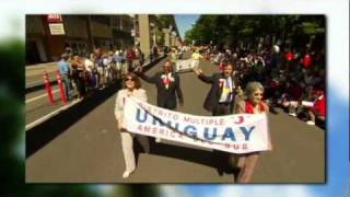 Parade of Nations: Lions Clubs International Convention 2011
