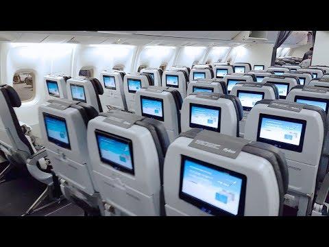 ICELANDAIR B767 ECONOMY CLASS TO NEW YORK | Amazing flight experience!