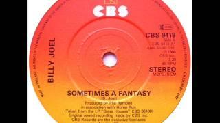 Billy Joel - Sometimes A Fantasy (LONG SINGLE VERSION) (1980)