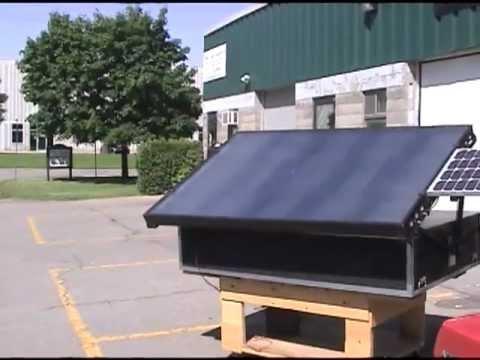 "SolarFlex Food Dryer - ""Small Farm"" Model"