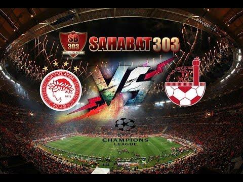 Olympiacos vs Hapoel Beer Sheva LIVE HD