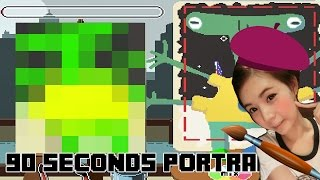 90 second portraits | ภาพวาดสุดสะพรึ่ง !Return  zbing z.