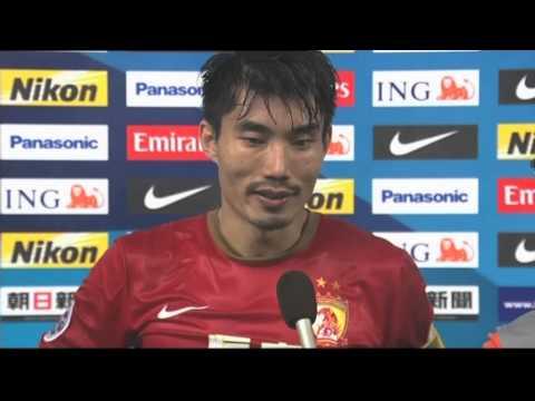 Interview: Zheng Zhi,midfielder and captain - Guangzhou Evergrande