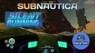 Subnautica Silent Running - ОГРОМНАЯ КРЕПОСТЬ 22