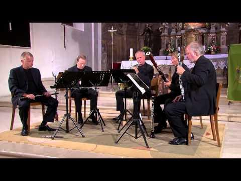 Carl Nielsen - Wind Quintet, Op.43 - Berlin Philharmonic Wind Quintet