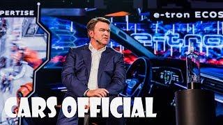 Audi e-tron • Highlights • World premiere • CarsOfficial