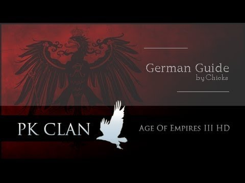 Age of Empires 3 German Guide HD