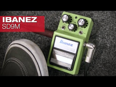 Ibanez SD9M Sonic Distortion Modified