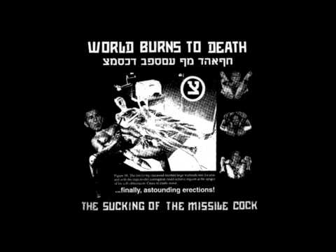 World Burns To Death | The Sucking Of The Missle Cock LP [full]