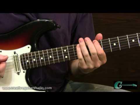 GUITAR THEORY: Superimposing Minor Pentatonic Scales
