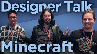 Special: PAX 2015 - Designers Talk: Minecraft