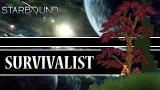 [Starbound Mods] - Survivalist