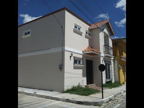 venta de casa en condominio Pinar Del Rio Quetzaltenango