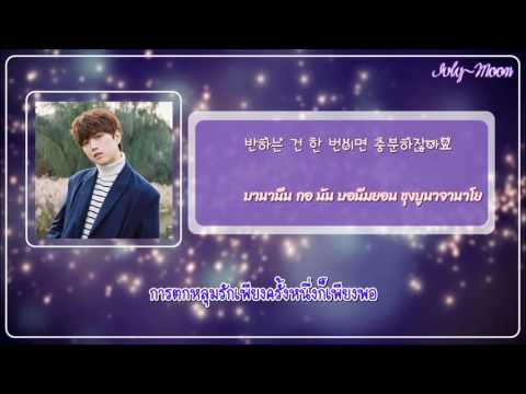 [Karaoke/Thaisub] B1A4 - Crushing On You Again (너에게 한 번 더 반하는 순간) | July_Moon