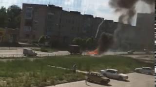 Взрыв на пр. Ленина