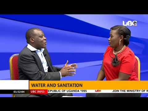 The status of Piped water system in Eastern Uganda as explained Ministry of Water on #UBCTV