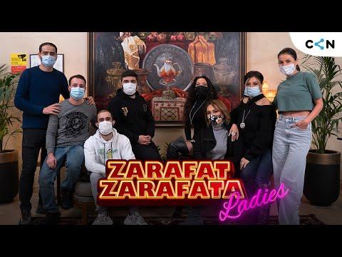 Zarafat Zarafata #21| Dilarə Kazımova, Xəyalə Quliyeva, Nura Suri, Sevinc Əliyeva - CVN TV